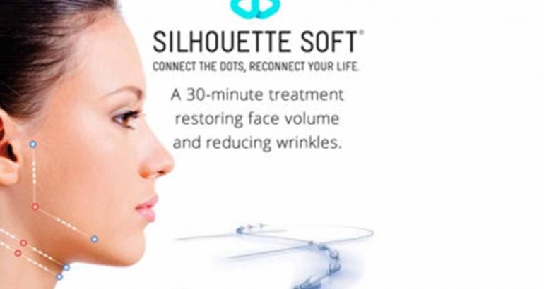 Μη επεμβατικό Lifting με νήματα ανόρθωσης Silhouette Soft