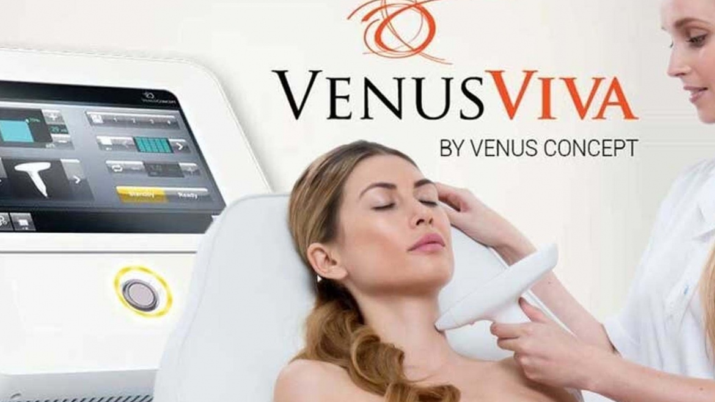 Ανανέωση δέρματος, ρυτίδες, ουλές –  Venus Viva Fractional rf