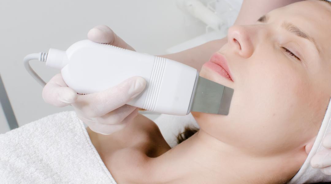 Ultrasonic Skin Spatula